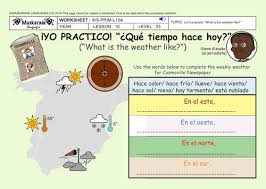 primary spanish resources prepositions and conjunctions