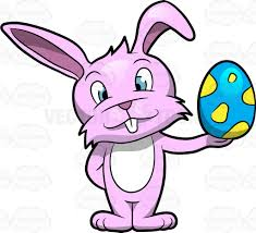 easter bunny clipart cartoon images