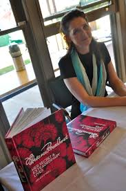 Saturday July 20, 2013 Helen O'Neill, author of David Jones' 175 Years, is the inaugural speaker ... - helen-oneill-at-signing-desk