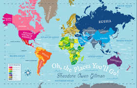 Map Fabric World Map Fabric Fabric By The Yard Custom At Besttabletfor Me