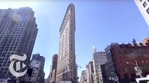 walking new york 360 vr video the new york times youtube