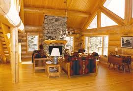 beautiful log home interiors log homes handcrafted by mike and laurie senty grand marais