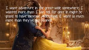 Love Is Not Selfish Quote by Top 30 Beauty And The Beast Quotes