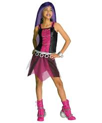 ghost monster high spectra vondergeist kids costume ghost