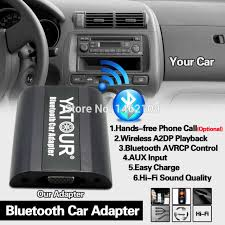 yatour bluetooth car adapter digital music cd changer 17pin switch