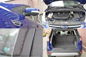 Ford Escape Awd System - capsule review 2015 ford escape titanium the truth about cars
