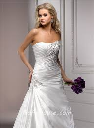 strapless bustier for wedding dress fitted a line strapless corset back ruched organza wedding dress
