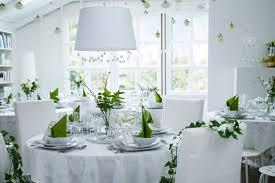 mariage et blanc un mariage vert et blanc by ikéa j ai dit oui