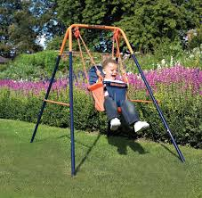 amazon com hedstrom folding toddler swing toys u0026 games