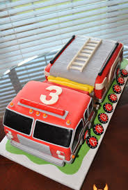 firetruck cakes s sweet cakes truck cake and max and ruby