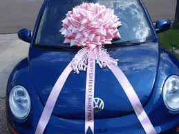 large gift bow bigh bows for cars and big gifts