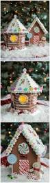how to decorate home for christmas birdhouse gingerbread house non edible so you can use it every year
