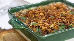 siri pinter s green bean casserole with crispy shallots today