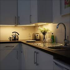 kitchen room thin led under cabinet lighting overhead kitchen