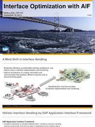 sap application interface framework user interface business