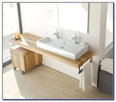 Sink With Double Faucet Small Trough Sink U2013 Meetly Co