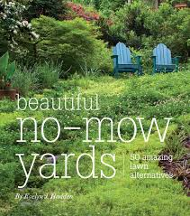 alternatives to grass in backyard landscaping sloped areas lawn alternative and yards