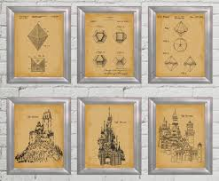 dice patent art rpg gamer gift game room decor dungeons and