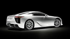 lexus supercar commercial lexus lfa history photos on better parts ltd