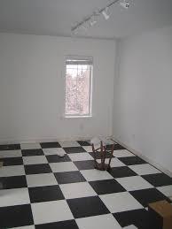 painted osb floor the garage journal board