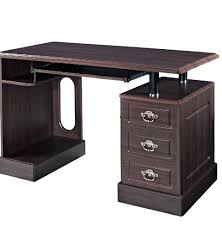 Mobile Computer Desk Computer Desk With Tower Storage Nice Wood Desk Workstation With