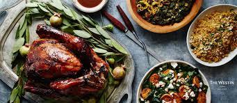 thanksgiving dining the westin edina galleria