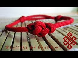 bracelet knots paracord images How to tie an eternity knot paracord bracelet tutorial jpg