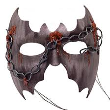 men masquerade masks zayden scary bat masquerade mask for men