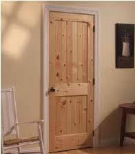 Knotty Pine Interior Doors Bayer Built News