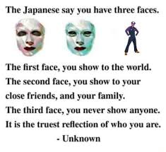 Funny Japanese Memes - the japanese say you have three faces funny memes daily lol pics