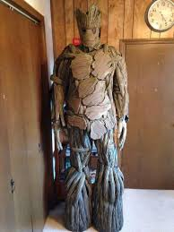 realistic costumes an incredibly realistic sized groot costume neatorama