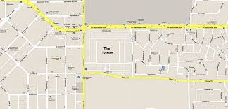 map of inglewood california forum basketball setup inglewood california bob busser