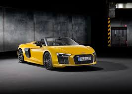 audi price 2017 audi r8 spyder price set from u20ac179 000 in germany autoevolution