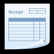 download printable blank receipt templates excel pdf rtf