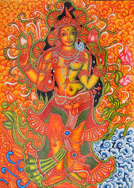 Mural Designs by Ardhanrishvara William Dacey Pinterest Mural Painting