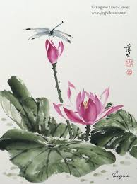 Japanese Flowers Paintings - best 25 chinese painting flowers ideas on pinterest chinese