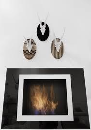 wall mounted ethanol fireplace expressione planika