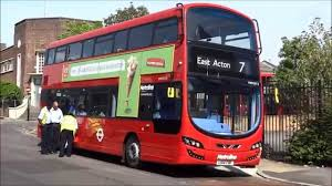 gemini 3 hybrids on metroline u0027s london bus route 7 youtube