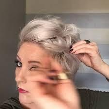 Kurze Haare Frauen Bilder by Kurze Haare Nach Hinten Stylen Frauen