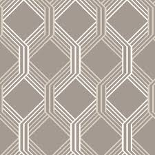linkage brown trellis wallpaper 2697 78052 the home depot