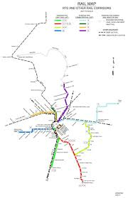 Link Light Rail Map Rtd Construction Engineering