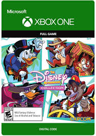 amazon com the disney afternoon collection ps4 digital code