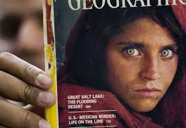 an afghan hounded by his past pakistan to deport woman from famed u0027afghan u0027 photo ncpr news