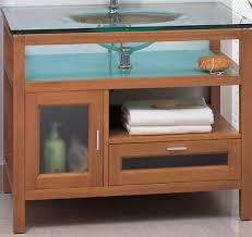 Glass Bathroom Vanity Furniture Fashionbathroom Glass Vanity Sink Basin By Lineaqua