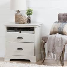 south shore avilla 2 drawer nightstand winter oak walmart canada