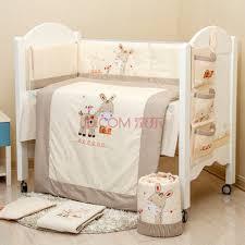 Crib Bedding Sets Unisex Crib Bedding Set Unisex Baby Bedding Set 100 Cotton Cot Bedding
