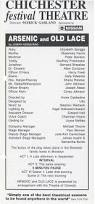 Casting Assistant Cast List Arsenic And Old Lace 1991 U2013 Pass It On