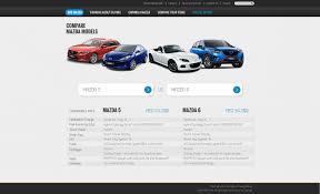 mazda lebanon website mazda service experience design on behance