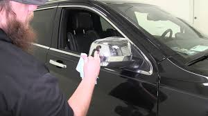 2014 jeep towing installation of the k source universal clip on towing mirror on a