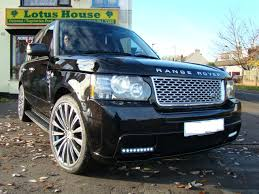 range rover vogue 2010 2013 meduza rs body kit range rovers